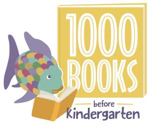 1000BooksFishLogo